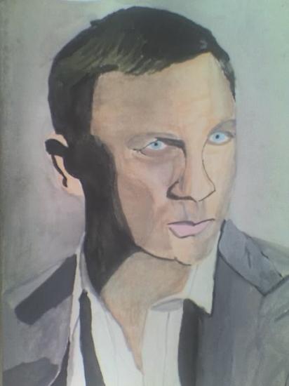 Daniel Craig by James